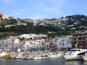 Capri Island is one of Italy's most popular tourist destinations