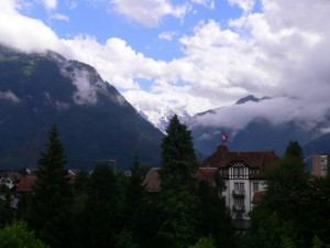 Interlaken is a must see destination on any visit to Switzerland