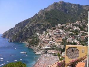 The breathtaking Positano on Italy's Amalfi Coast is well worth a visit