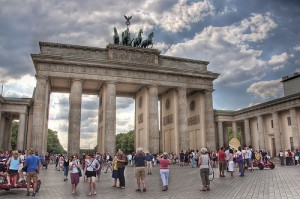 The Brandenburg Gate is a must-see on your visit to Berlin