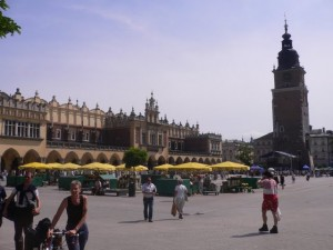 Make sure you visit Krakow's Main Market Square