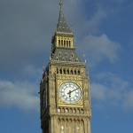 Big Ben is one of London's most famous landmarks