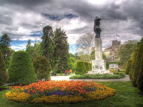 Kalemegdan Park, Serbia