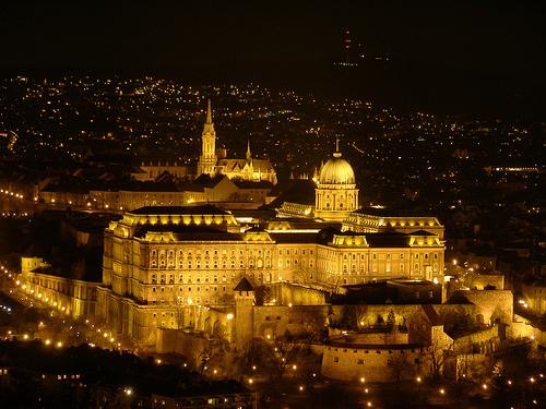 Budapest's Buda Castle