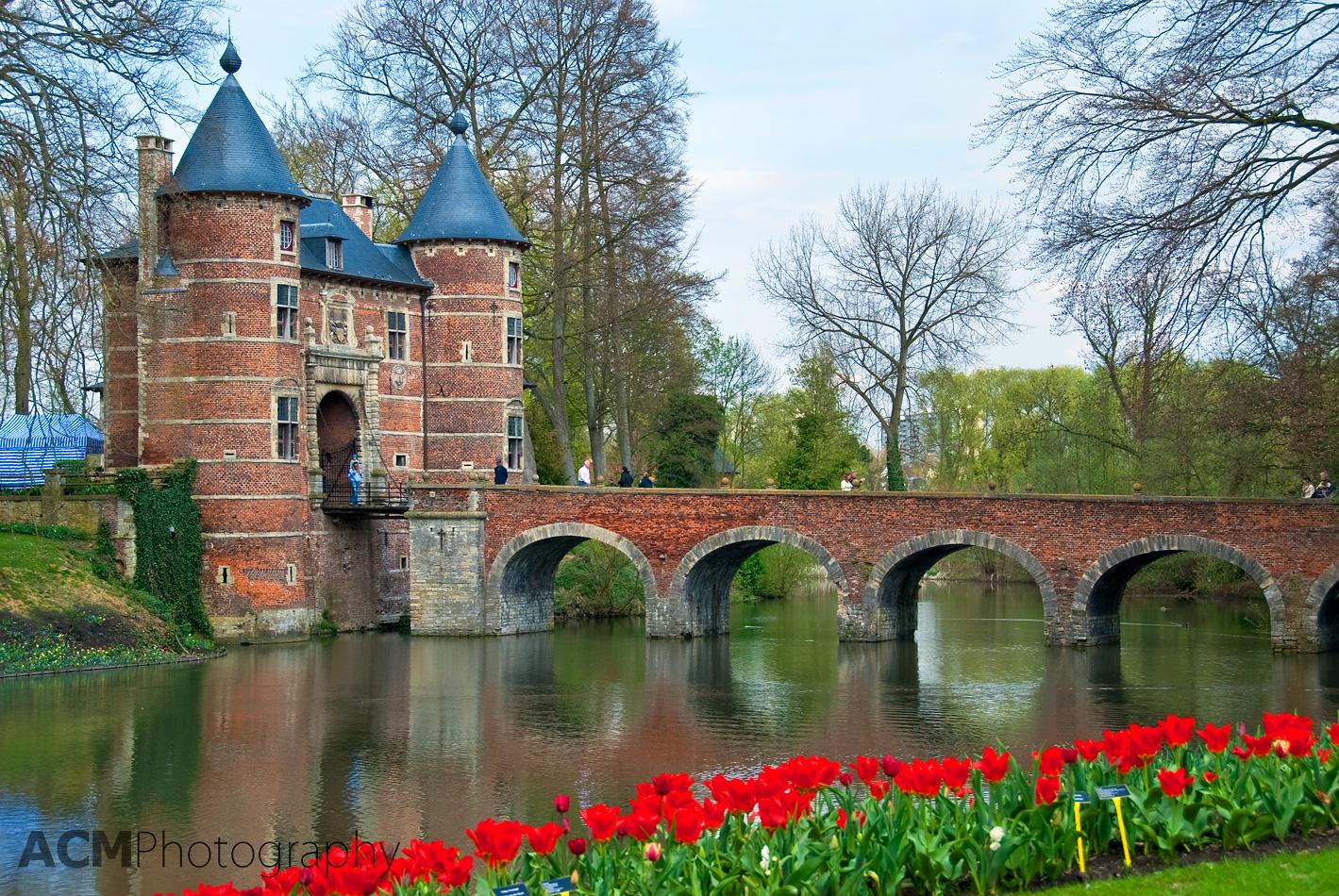 Castle of Groot-Bijgaarden