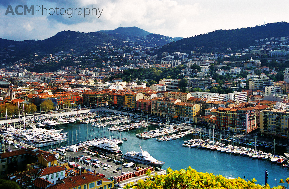Nice France  City pictures : Nice Harbour, France