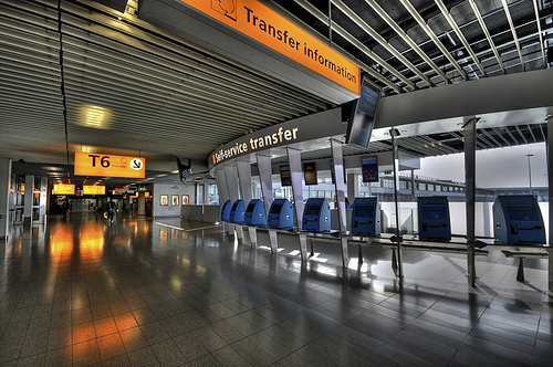 Schiphol Airport, Amsterdam - Photo: Digit@l Exposure II