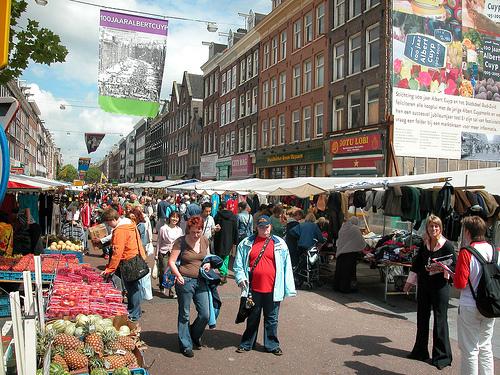 Amsterdam's Albert Cuyp Market