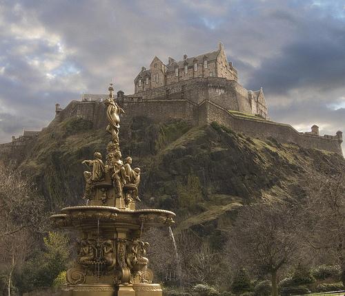 Edinburgh Castle - Photo: JuanJ