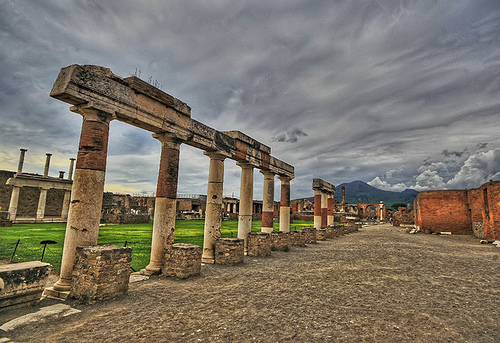 Pompeii's ancient ruins are not to be missed - Photo: Toshio