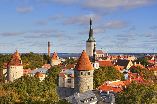 Tallinn is Estonia's capital and most popular tourist destination - Photo: Tony Camper
