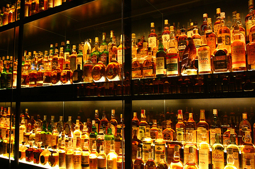 The Scotch Whiskey Experience