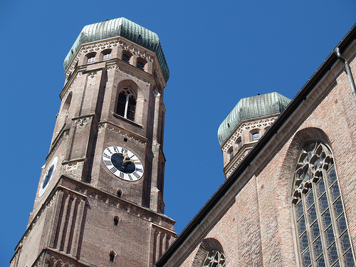 The Frauenkirche is a must-see cathedral in Munich - Photo: palestrina55