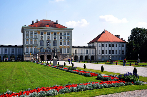 Munich's Schloss Nymphenburg Gardens - Photo: Eduardo Sentchordi