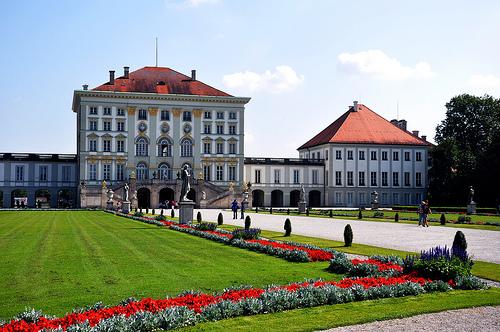 Munich's Schloss Nymphenburg Gardens - Photo: Eduardo Sentchordi