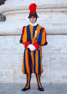 Swiss Guard Vatican City