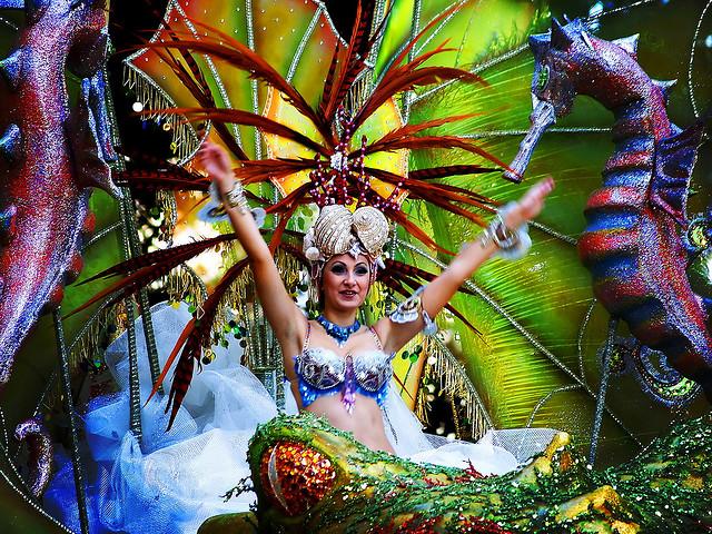 The Carnival of Santa Cruz de Tenerife